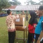 Pemiliha Ketua OSIS SMPN 1 Kota Agung