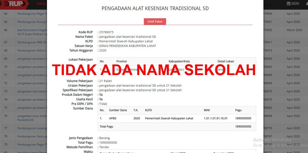 Lahatonline Sukaryo Minta Informasi Dinas Pendidikan Lahat Harus Ke Ppid Kominfo Lahat Online